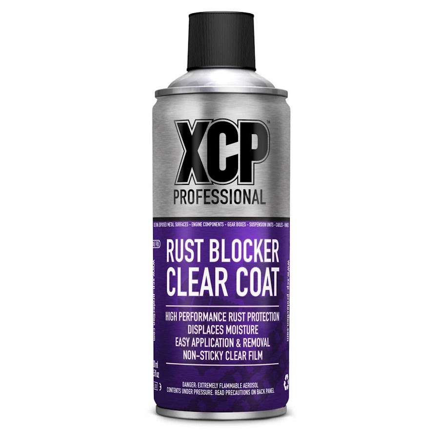 XCP Rust Blocker Clear Coat