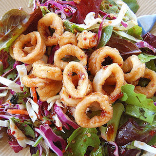 Asian Calamari Recipes.