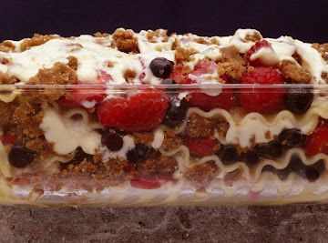 Fabulous Fruit Lasagna Recipe