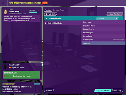 Football Manager 2020 Touch  Apk Download For Android and Iphone 3