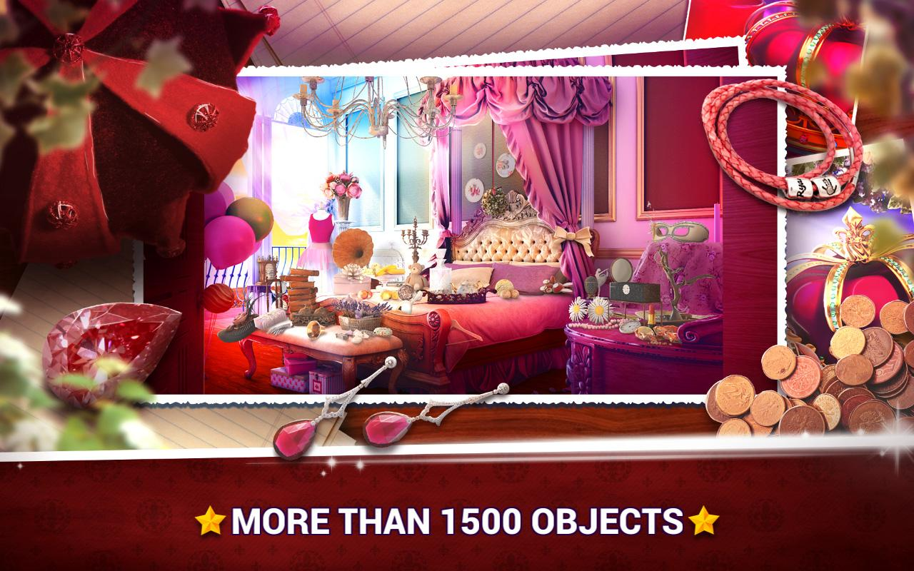 hidden object princess castle - android apps on google play