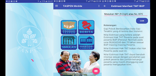 Mobile Taspen Aplikasi Di Google Play