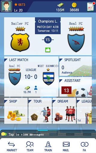 Top Football Manager 2020 apktram screenshots 20