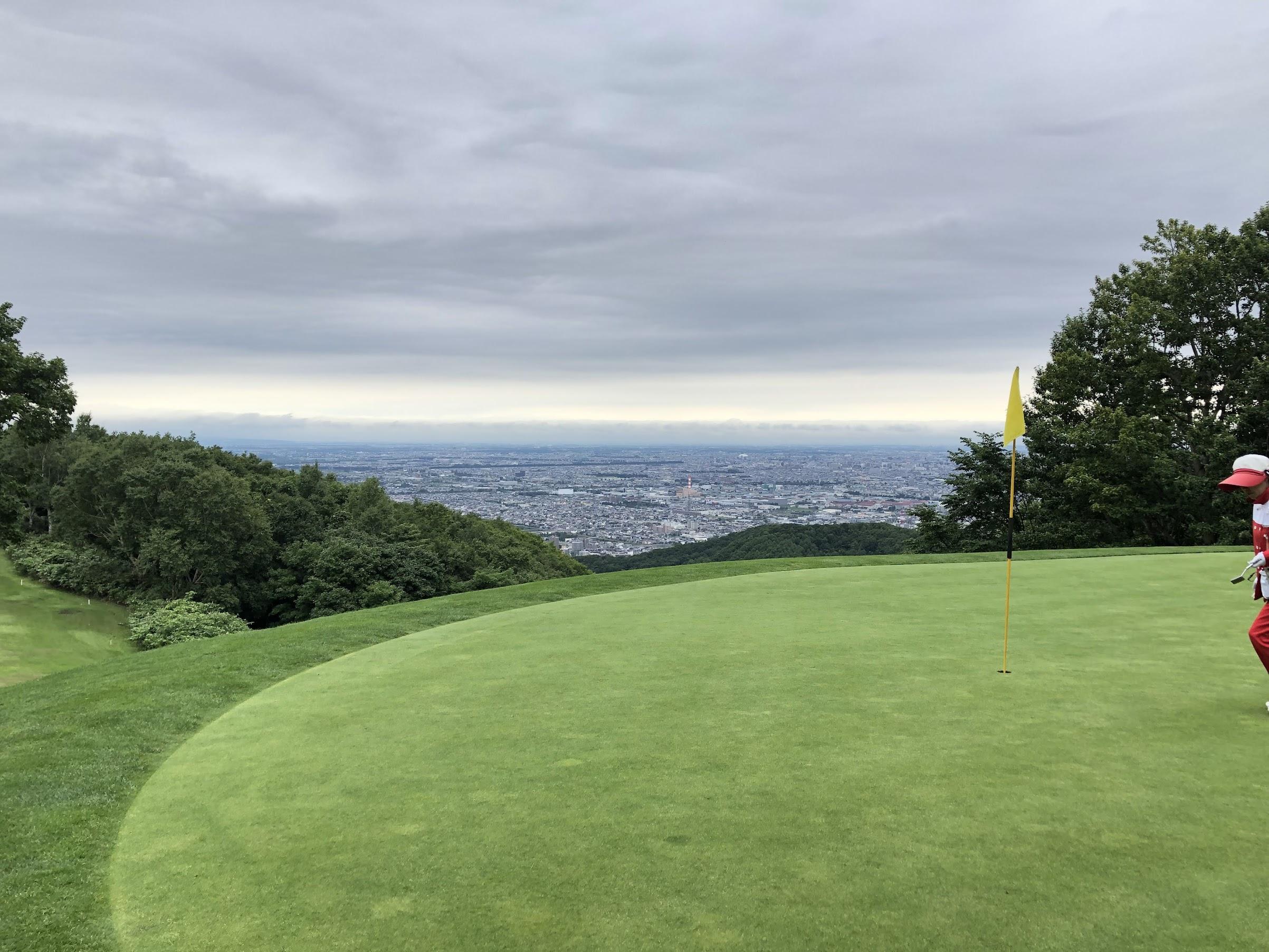 北海道ゴルフツアー2019 第6戦/第7戦 - 北海道 札幌テイネゴルフ倶楽部