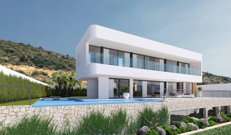 Maison avec piscine Finestrat