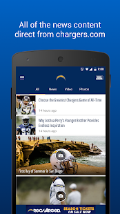 Los Angeles Chargers- screenshot thumbnail