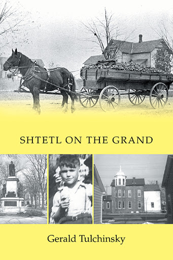 Shtetl on the Grand cover