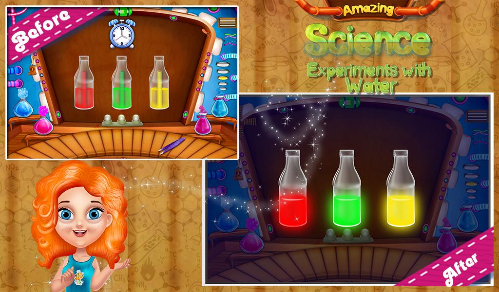Science Experiments With Water- screenshot