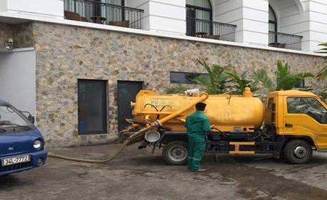 Công ty rút hầm cầu Bình Dương uy tín chuyên nghiệp nhất
