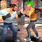 Street Fighting Action Game - Crime City Mafia War icon