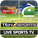 Live Sports TV App icon