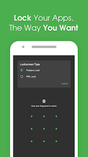 App AppLocker |Lock Apps - Fingerprint, PIN, Pattern APK for Windows Phone