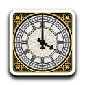 Big Ben Clock Widget icon
