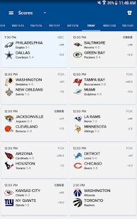 CBS Sports App - Scores, News, Stats & Watch Live- screenshot thumbnail