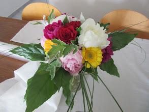 Photo: bouquet fête des mères