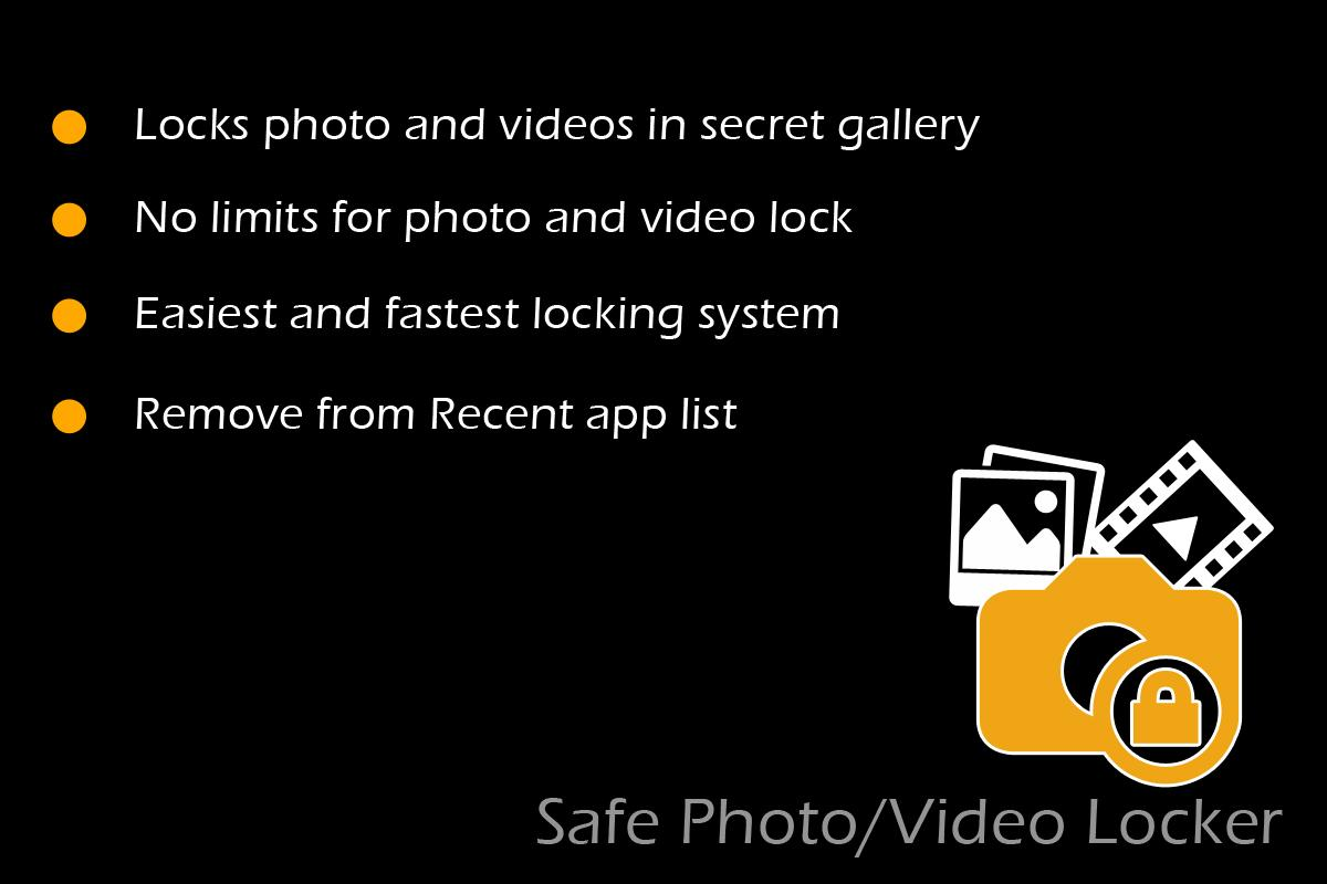 Image Video Locker- screenshot