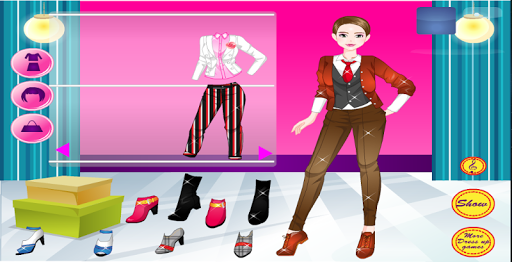 dress up for girl and makeover 1.0.0 Screenshots 3