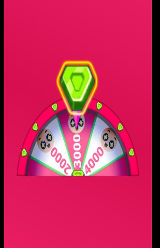 FREE GEMS PK XD - Spin Wheel android2mod screenshots 3