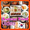 Korean Food Video icon