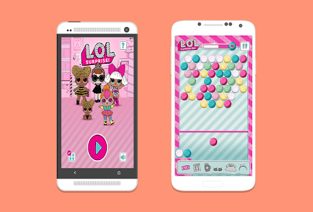 Tips for LOL Surprise dolls Ball Pop - náhled