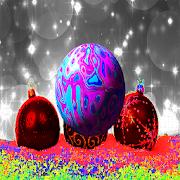 Christmas Magic Egg