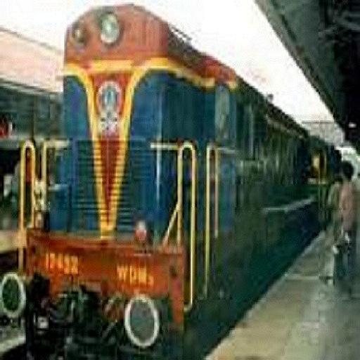 INDIAN RAIL: UTS Mobile Ticket