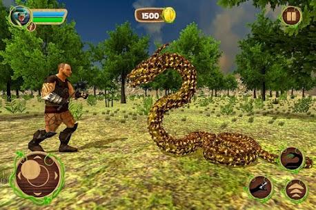 Simulador furioso de cobras 1.0 Apk Mod [DINHEIRO INFINITO] 5