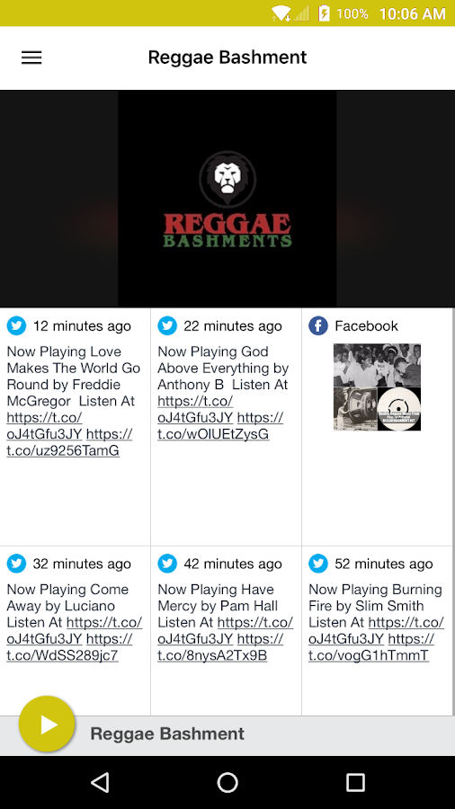 Reggae Bashment- screenshot