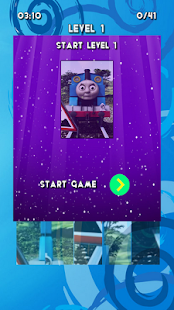 Puzzle Game All Train screenshot