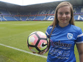 Surprenant transfert en Super League pour Davinia Vanmechelen