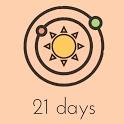 21 Days Habit Challenges icon