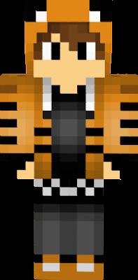 Tiger Nova Skin