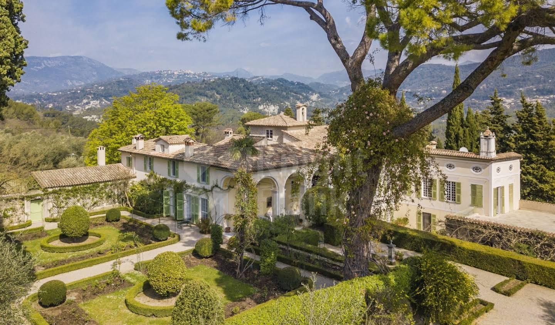Villa avec piscine et jardin Blausasc