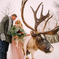 Huwelijksfotograaf Alena Gorbacheva (LaDyBiRd). Foto van 22.01.2017