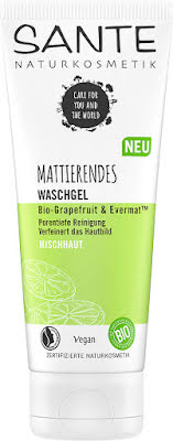 Cleansing Gel eko grapefruit & evermat
