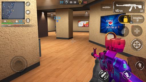 Modern Ops - Jeux de Tir (Online Shooter FPS)  captures d'u00e9cran 2