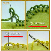 Embroidering Tutorial
