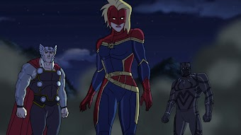 Civil War Part 2: The Mighty Avengers