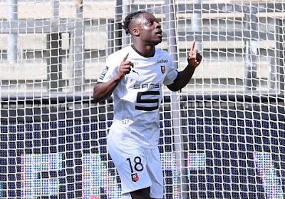 Doku scoort mooi doelpunt en Rennes strijdt verder voor een plaats in de Europa League