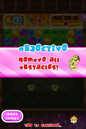 Candy Land - Free Sweet Puzzle Game android2mod screenshots 4