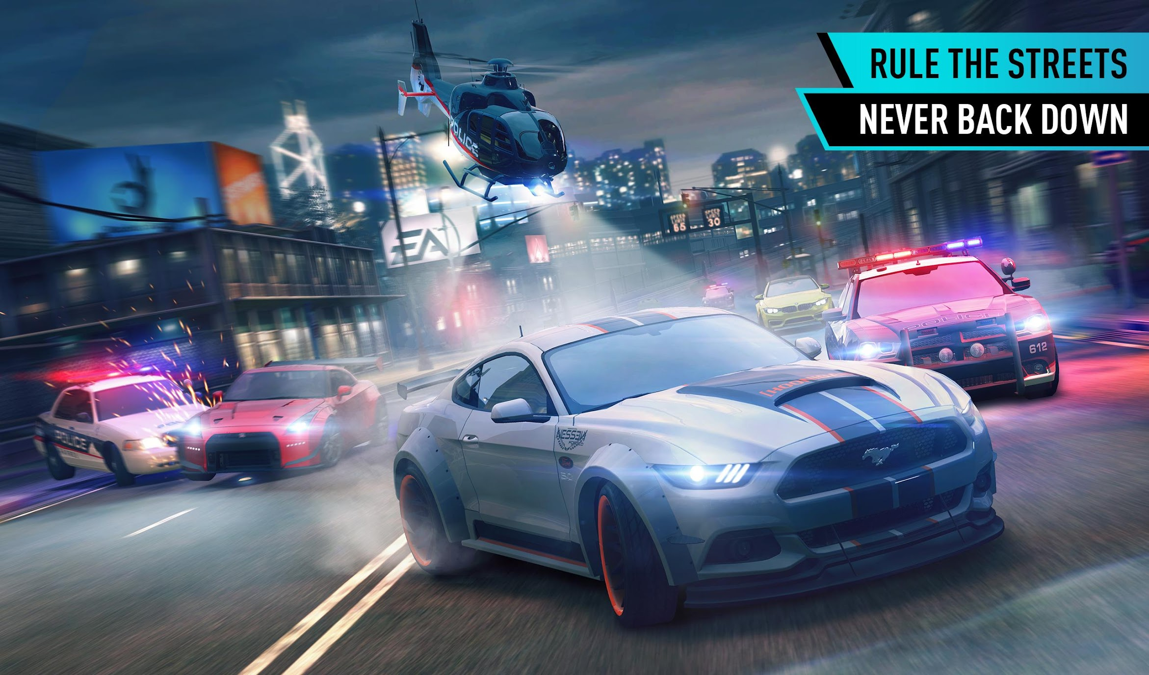 Need for Speed No Limits Mod apk (Unlimited Money/Unlocked All) GPU 1