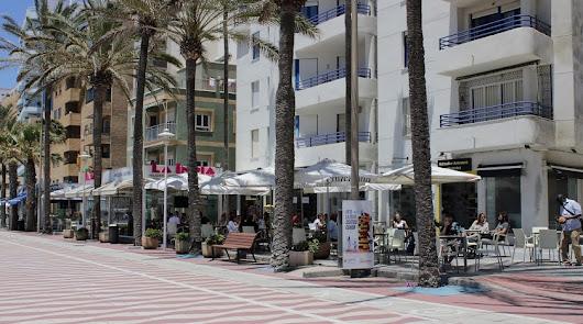 Comercio y hostelería de Almería, un ejemplo de superación