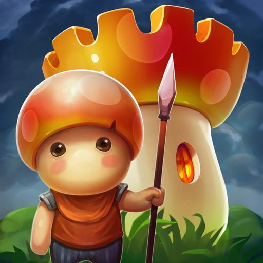 Mushroom Wars 2 – Epic Tower Defense Icon