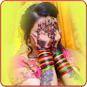 Dulhan Simple Mehndi Designs 2017