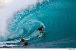 Photo: Photo of the Day: Danny Fuller, Pipeline. Photo: Noyle #Surfer #SurferPhotos