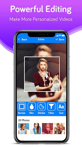 Photo Video Maker With Music-Movie Maker 5.3 screenshots 18