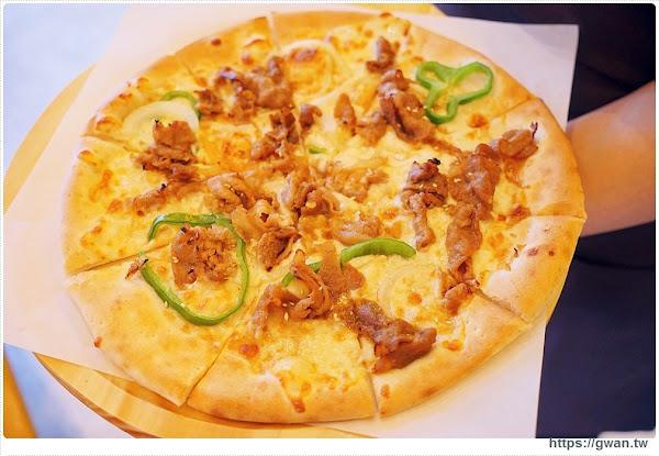 那間披薩 LA PIZZA