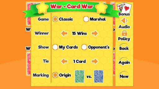 War - Card War 2.7 screenshots 2