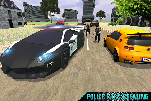 Impossible Police Transport Car Theft 1.0 screenshots 9