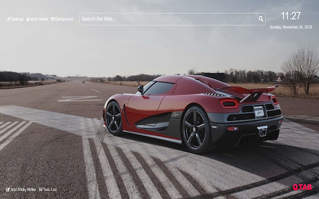 Koenigsegg Wallpapers Koenigsegg New Tab HD